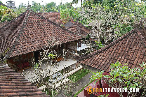 balinese traditional house, balinese architecture