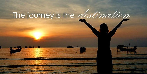 journey is a destination, travel quotes, travel inspiration