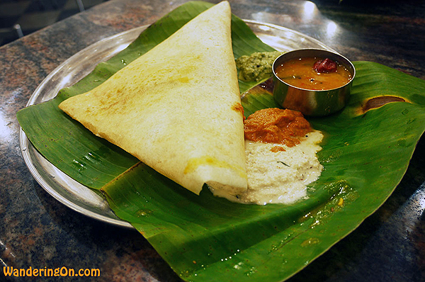 masala dosa, must try foods india, traditional south indian dishes, must try south indian dishes, indian vegetarian dishes, popular indian dishes, wandering on