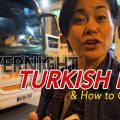 overnight turkish bus, long distance turkish bus