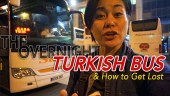 overnight turkish bus, long distance turkish bus