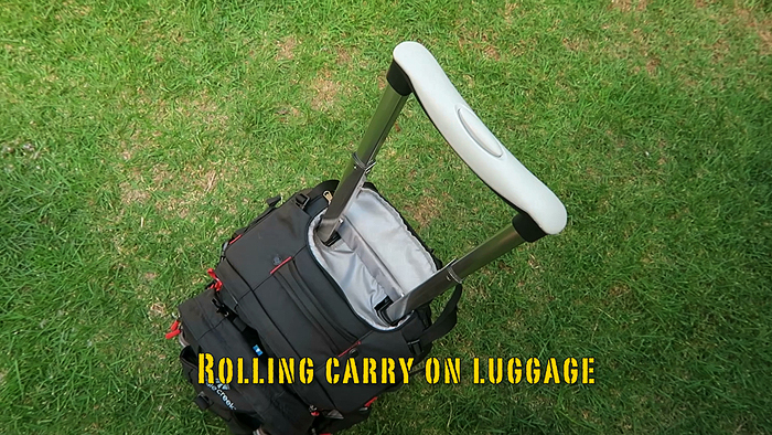 Eagle Creek Doubleback 22 Convertible Rolling Backpack