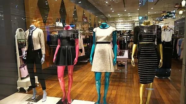 Fashion in Bangkok, shopping in bangkok