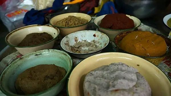 thai curry paste, bangkok food tour, bangrak food tour, bangkok love tour