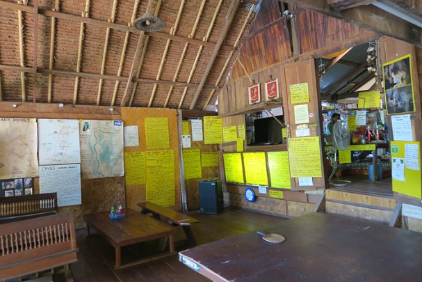 cave lodge tours