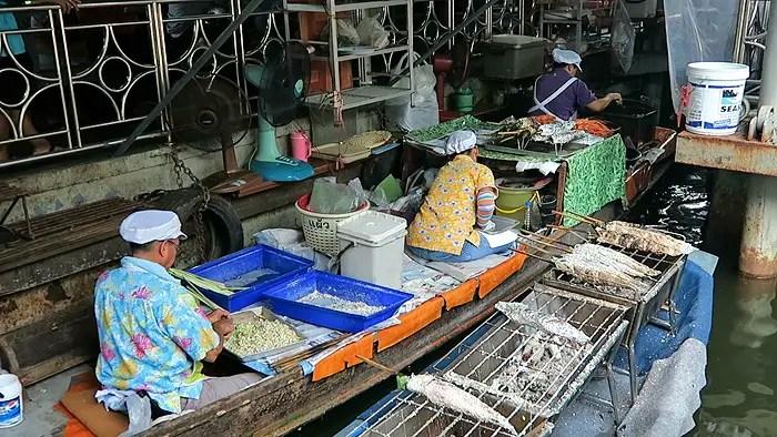 Taling Chan Floating Market, floating markets of bangkok, floating markets bangkok