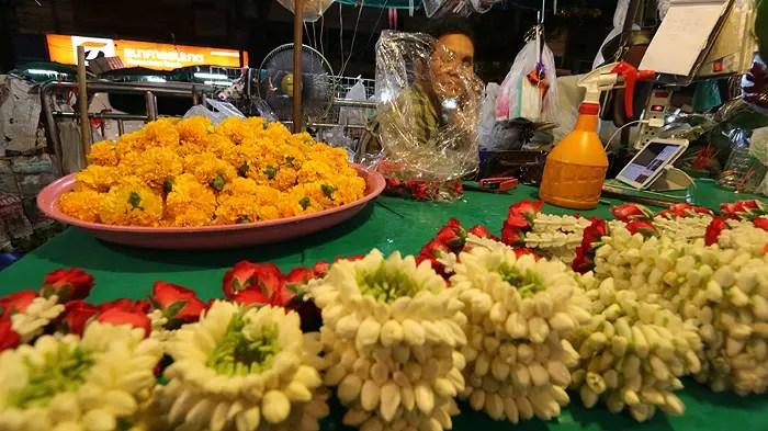 flower market bangkok, things to do in bangkok