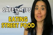street food safety, street food safety tips on not getting sick when traveling, food tips for travel