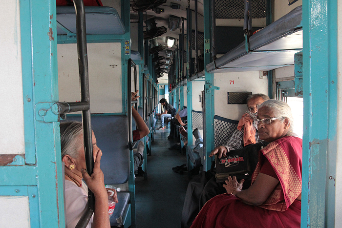 Indian overnight train, indian sleeper train, Planning a trip to India, Sleeper trains
