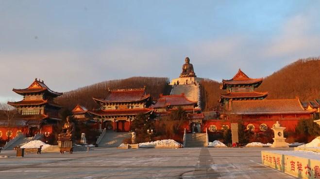 Dunhua City, Giant Buddha, Chinas largest buddha