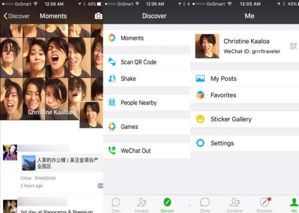 wechat, chinas social app, chinese social app