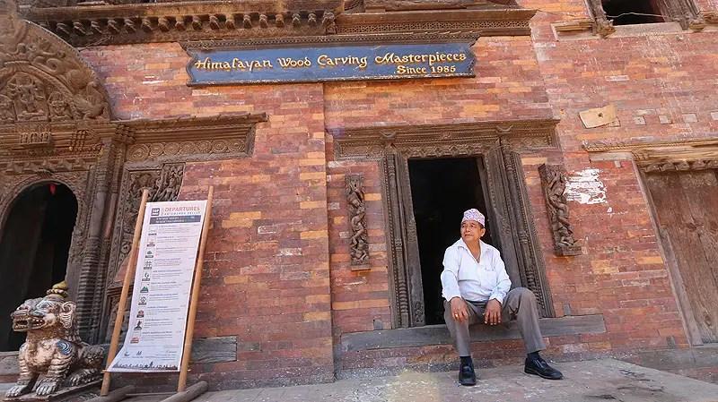 Bhaktapur, ancient city in Nepal, ancient kingdom nepal, unesco sites nepal, nepal woodworking