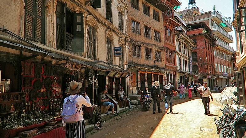 shopping at bhaktapur, Things to do in Bhaktapur