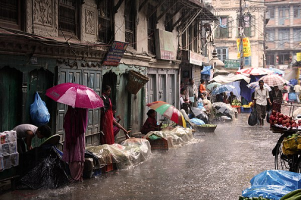 downpour nepal 10 Things to know about before you go to Kathmandu