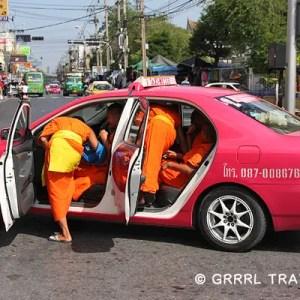 Thai Taxis