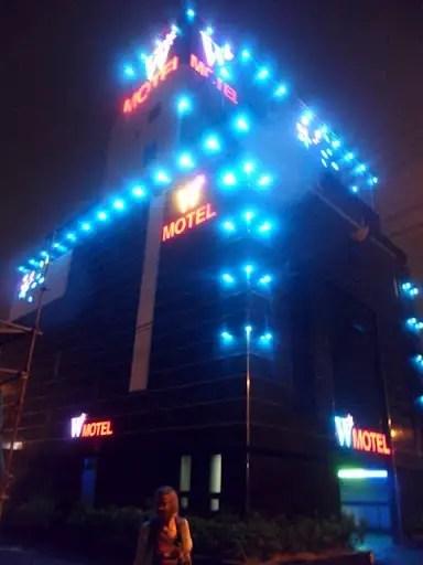 korean love motels gunsan