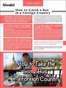 Solo Travelist magazine