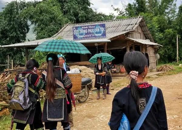 hmong village, hmong guides, hmong culture tavan village