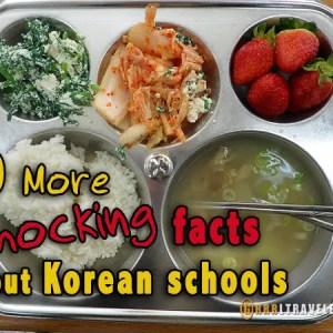 taking a gap year, 10 more shocking facts about korean schools, teaching in Korea, teaching at EPIK Korea, 10 shocking facts about korean schools, solo travel for women, gap year travel
