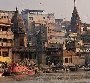 Varanasi was a nightmare