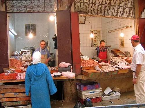 Fes Markets