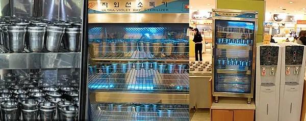 korean quirks, cultural quirks, water in korea, koreans don't drink water, hygiene in korea