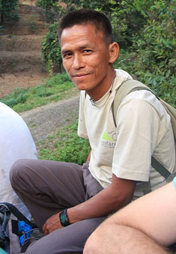 my trekking guide