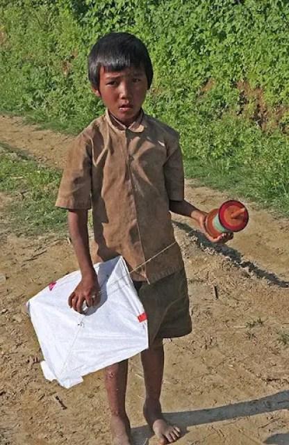 Boy in Changhu Narayan