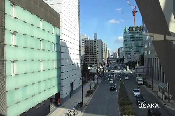 big ferris wheel osaka, what to do in osaka, budget travel osaka, modern architecture japan osaka