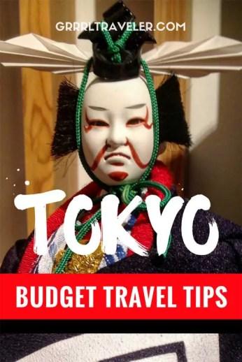 budget travel tips tokyo, budget travel tips japan, tokyo budget travel guide