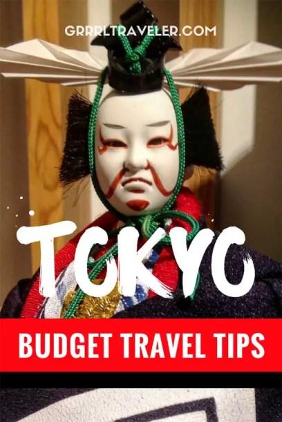 budget travel tips tokyo, budget travel tips japan