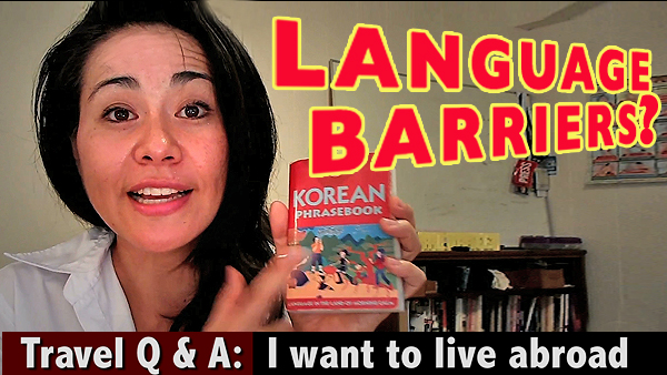 moving overseas, language barriers, communication ideas,