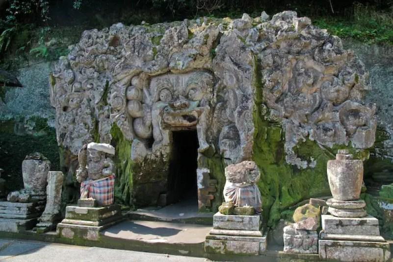 Goa Gajah, elephant cave ubud bali