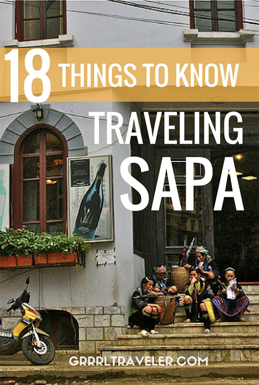 18 Things to Know Before Traveling Sapa