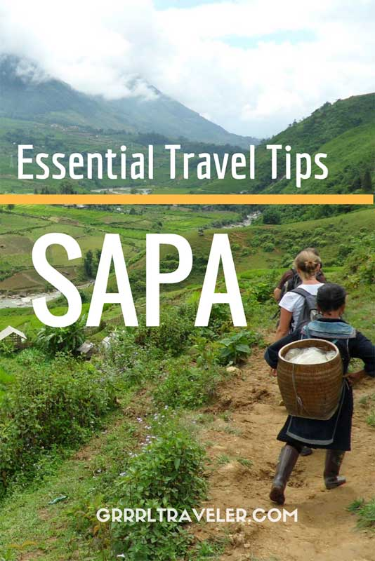 Things to Know Before you Go Sapa, Essential Travel Tips for Sapa
