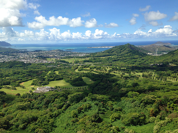pali lookout, things to do in hawaii, Things to do on Oahu