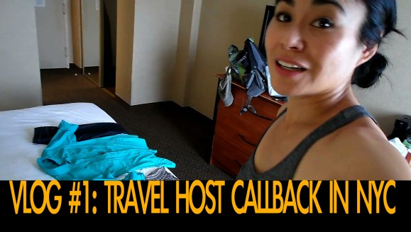 travel channel host audition