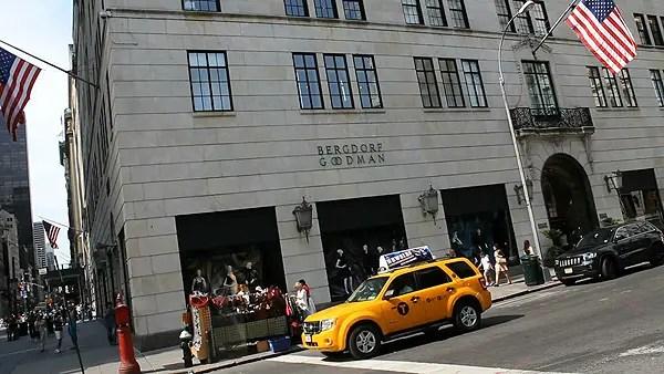 Bergdorf Goodman new york