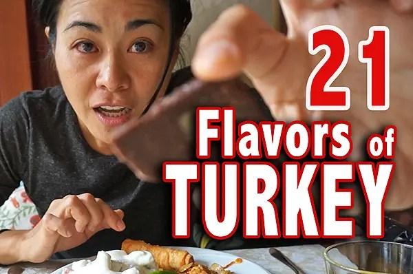 Turkish Cuisine, Foods of Turkey, Turkish Foods, Street foods in istanbul,