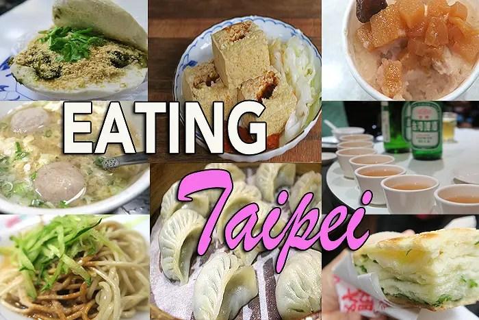 taipei eats food tour, food tour taipei