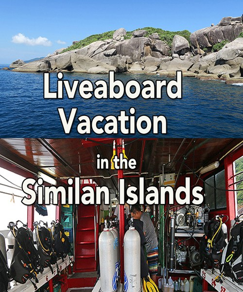 Liveaboard Vacation Similan Island, Wicked Diving, scuba diving similan islands, diving similan islands