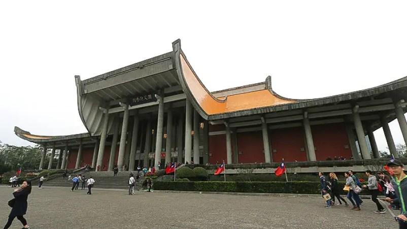 sun yat sen memorial, best things to do taipei, taipei travel guide, taipei top attractions, top attractions taipei