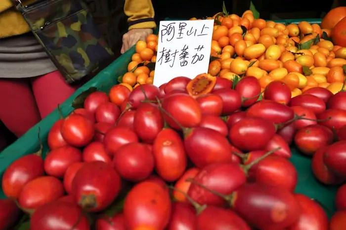 taipei food tourwet market