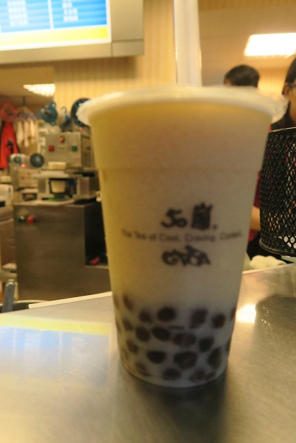 bubble tea, taiwan street foods