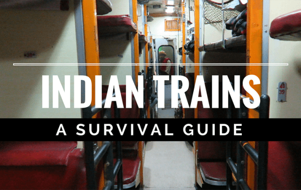 guide to indian train travel, indian train travel,