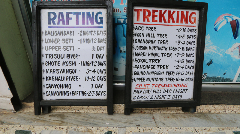 Travel Agents in Pokhara