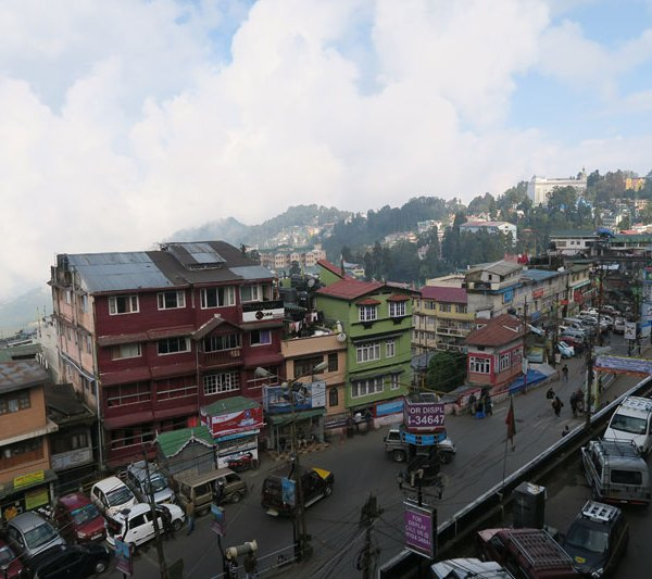view darjeeling, Hotel Capital