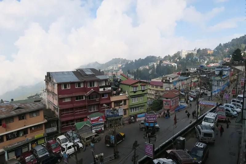 view darjeeling, Hotel Capital