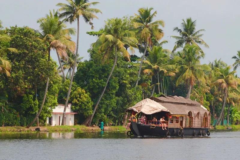 Alleypey Kerala,
