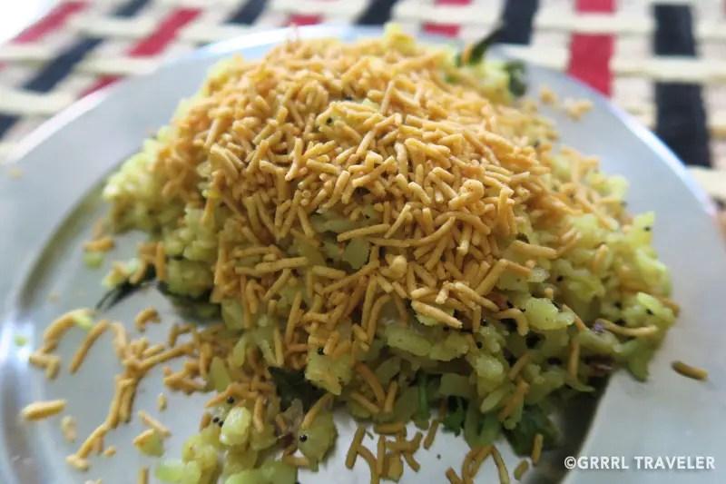 Indian Food, Rice Biryani